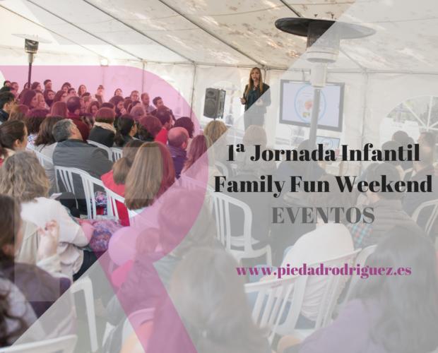 family fun, lucia galan conferencia educar en la tranquilidad emociones talleres evento en familia