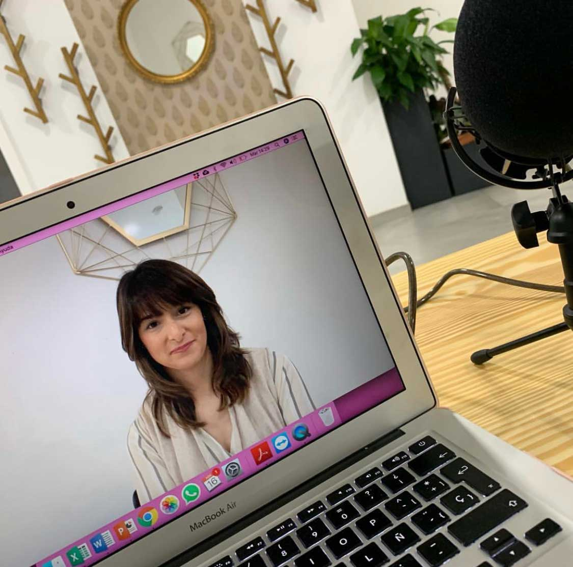 Entrevista sobre mi experiencia de cómo conseguir equilibrio con Estíbaliz Bilbao