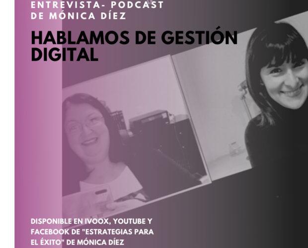 Entrevista con Mónica Díez de Estrategias para el éxito