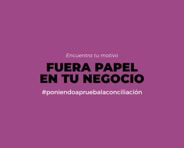 FUERA PAPEL GESTIÓN DOCUMENTOS EN LA NUBE DRIVE EMPRESAS SEGURIDAD CONCILIACIÓN FLEXIBILIDAD