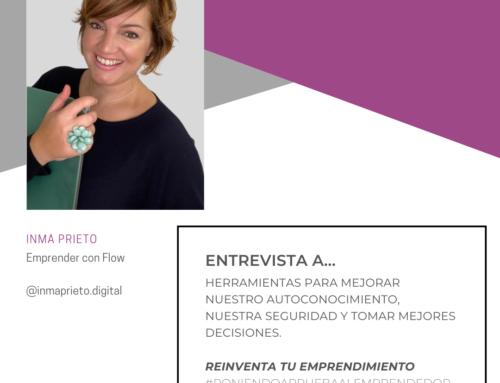 Reinventa tu emprendimiento con Inma Prieto